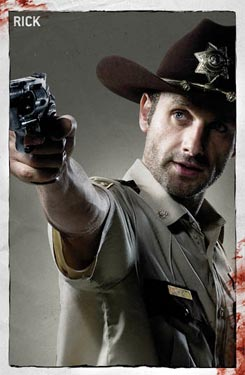 """The Walking Dead"": Rick"