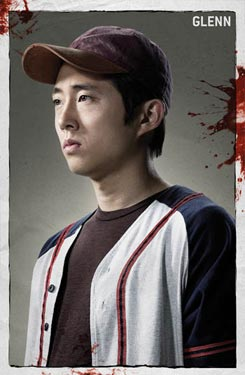 """The Walking Dead"": Glenn"