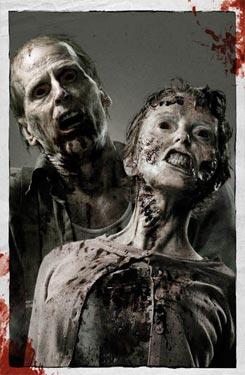 """""""The Walking Dead"""": muertos vivientes de esos que se te comen vivo"""