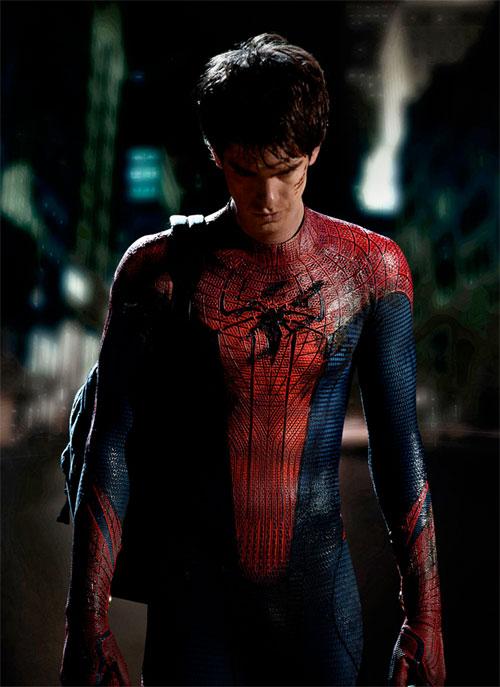 El nuevo Spider-Man