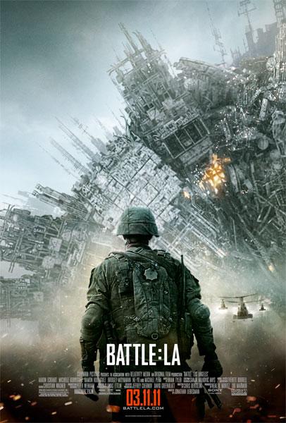 Nuevo cartel de Invasión a la Tierra