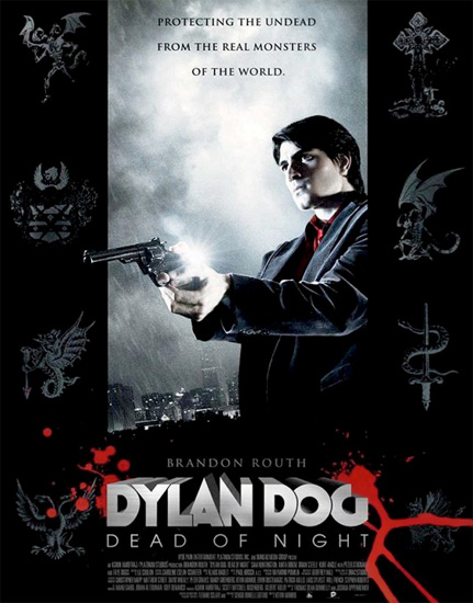 Nuevo cartel de Dylan Dog: Dead of Night