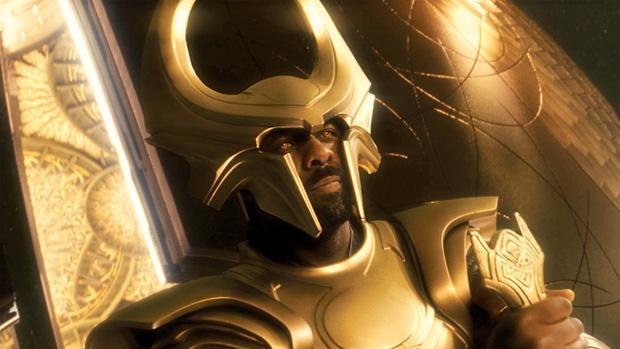 Nueva imagen de Heimdall (Idris Elba) en Thor vía The Hollywood Reporter