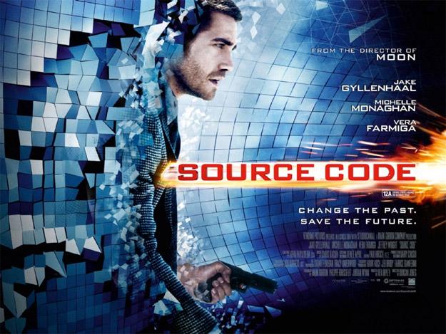 Nuevo cartel de Código fuente gracias a Empire