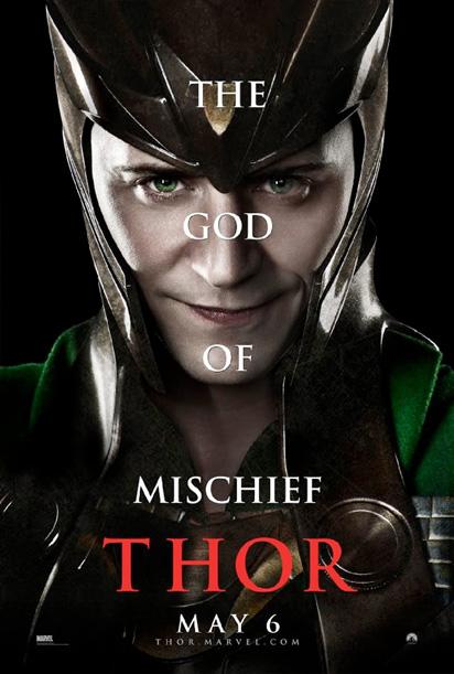 Nuevo cartel de Thor