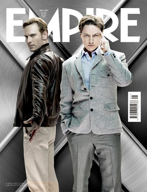 Erik Lensherr y Charles Xavier