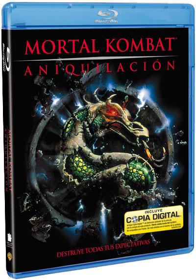 Mortal Kombat Aniquilación