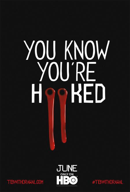 Primer cartel de la nueva temporada de True Blood