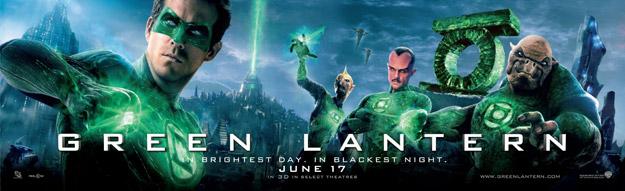 Otro banner más de Green Lantern