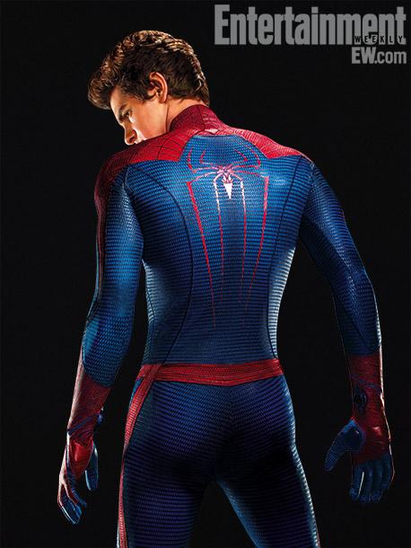 Nueva imagen de The Amazing Spider-Man