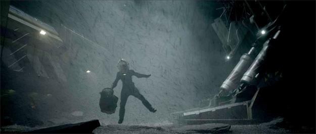 Imagen de Prometheus de Ridley Scott vía 20th Century Fox