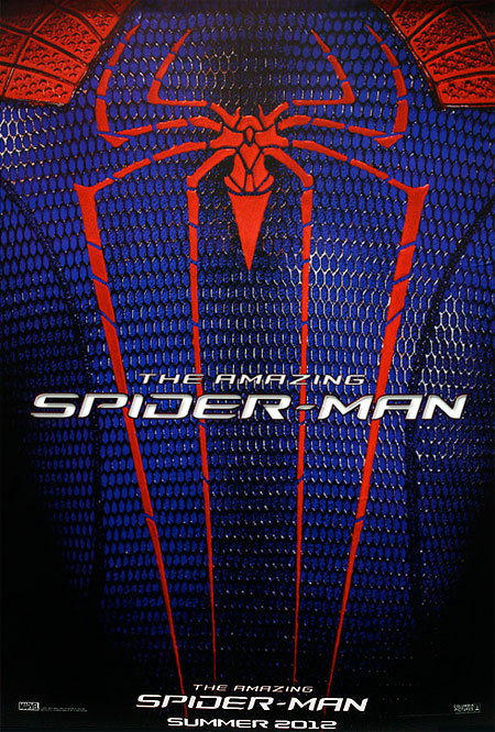 Cartel de The Amazing Spider-Man que recorre San DiegoCartel de The Amazing Spider-Man que recorre San Diego