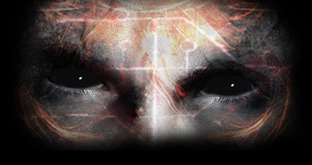 Concept art un pelín flojeras de Lucifer para Paradise Lost