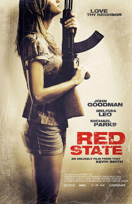 Nuevo cartel de Red State... esperemos que el definitivo