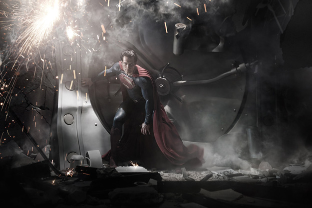 Saludad a Henry Cavill como Superman en Man of Steel