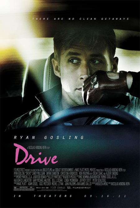 Y otro cartel de Drive