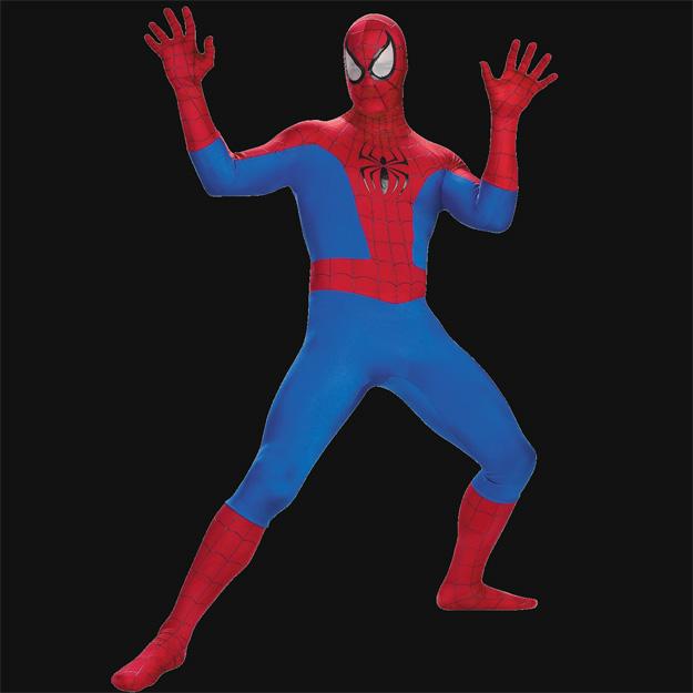 Este no es The Amazing Spider-Man!!!