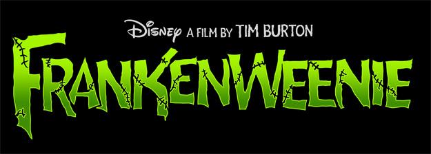 Logo de Frankenweenie de Tim Burton desvelado en la D23 Expo
