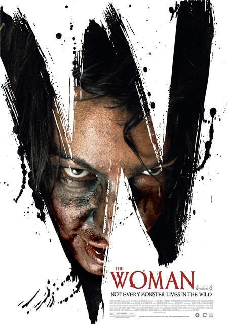 Primer cartel de The Woman de Lucky McKee, uno de los flms que puede que veamos en Sitges 2011