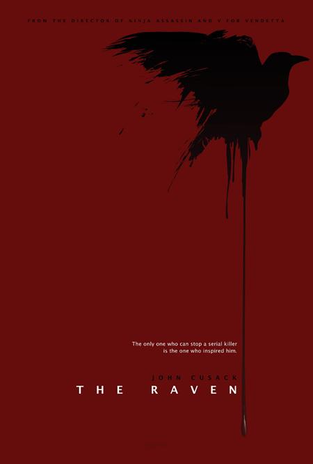 Nuevo curioso cartel de The Raven