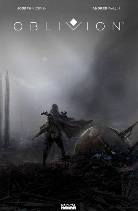 Portada de Oblivion, el cómic
