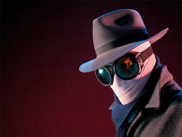 El hombre invisible de nuevo al cine...