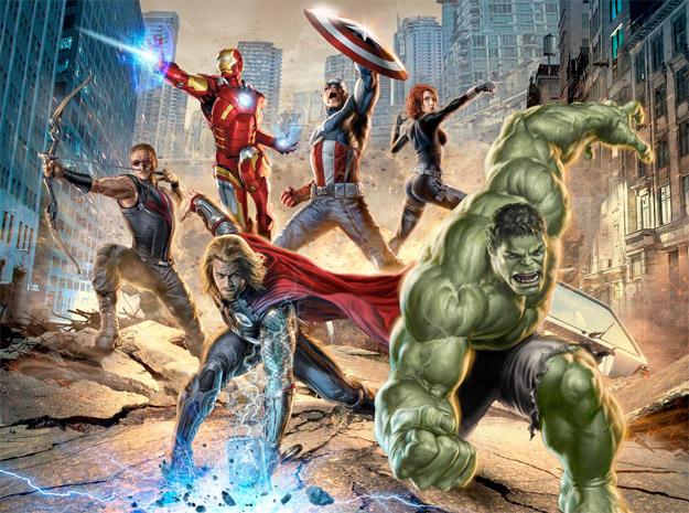 Todos los Vengadores que repartirán estopa en la película