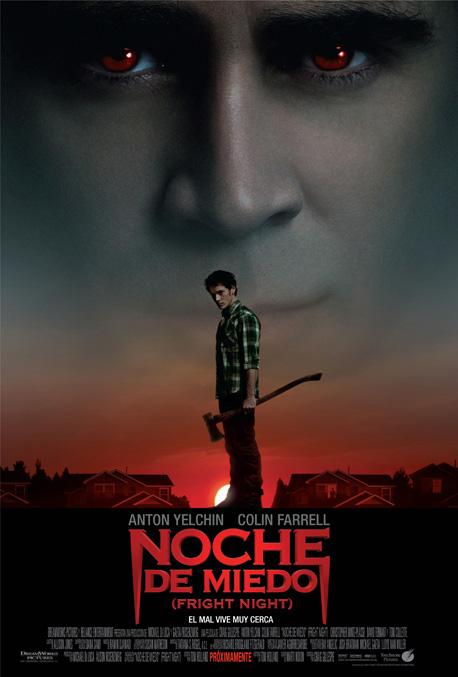 Cartel español de Noche de miedo