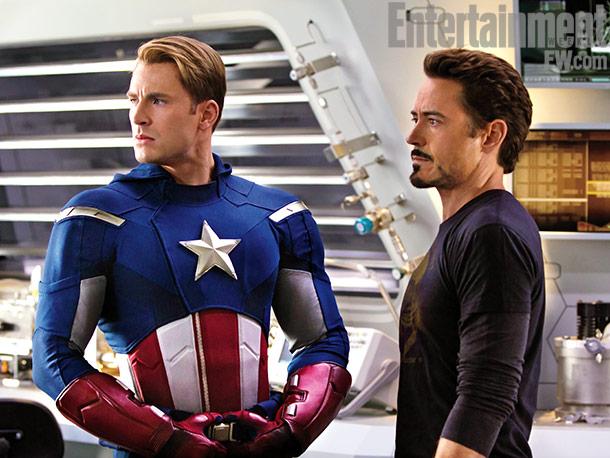 Nueva imagen de Los Vengadores