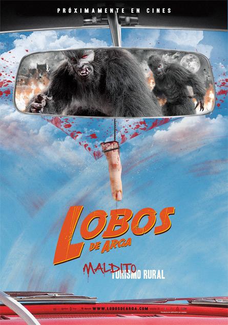 Nuevo cartel de Lobos de Arga