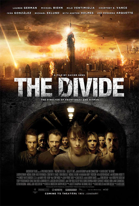 Nuevo cartel de The Divide