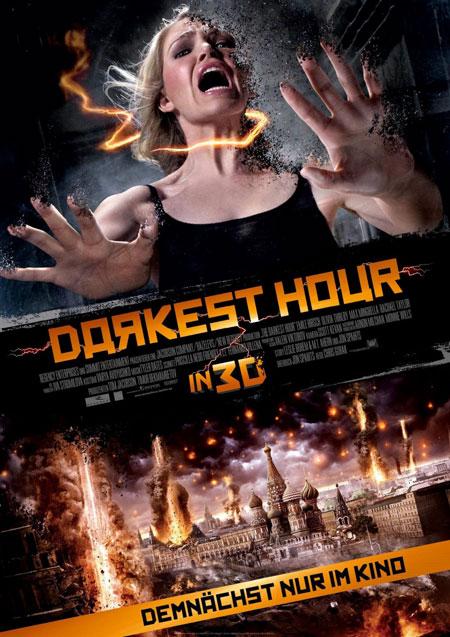 Nuevo curioso cartel de La hora más oscura