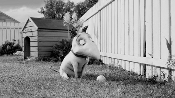 Primeras imágenes de Frankenweenie