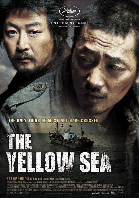 Cartel de The Yellow Sea de Hong-Jin Na