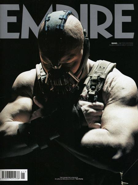 Bane, ser brutal y violento que hará que Batman las pase canutas