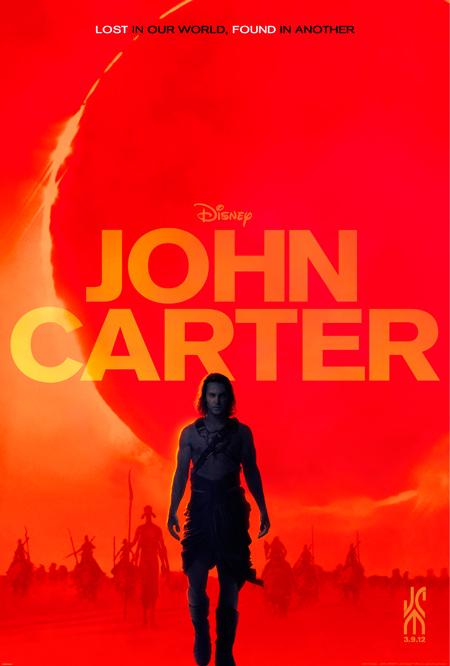 Cartel de John Carter