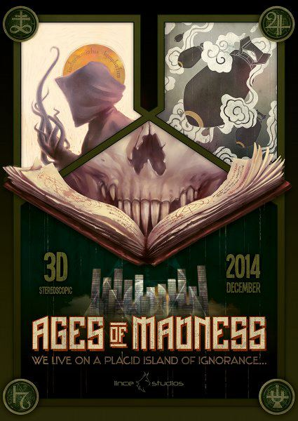 Teaser póster de Ages of Madness