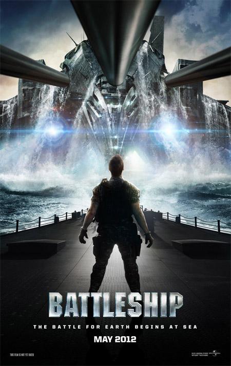 Nuevo cartel de Battleship