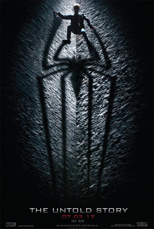 El nuevo cartel de The Amazing Spider-Man
