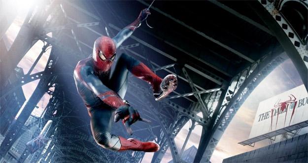 Una nueva imagen de The Amazing Spider-Man