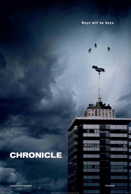 Nuevo cartel de Chronicle