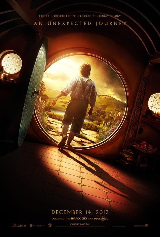 El primer cartel de El Hobbit: Un Viaje Inesperado