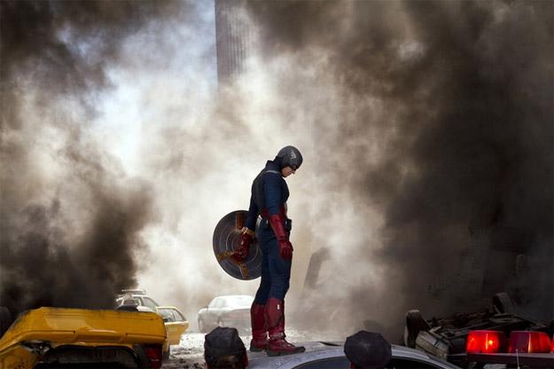 Otra imagen más de Los Vengadores... y van unos cientos