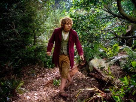 Nueva imagen de Martin Freeman como Bilbo en El Hobbit: un viaje inesperado