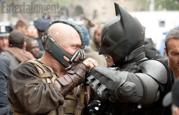 Bane vs. Batman mano a mano
