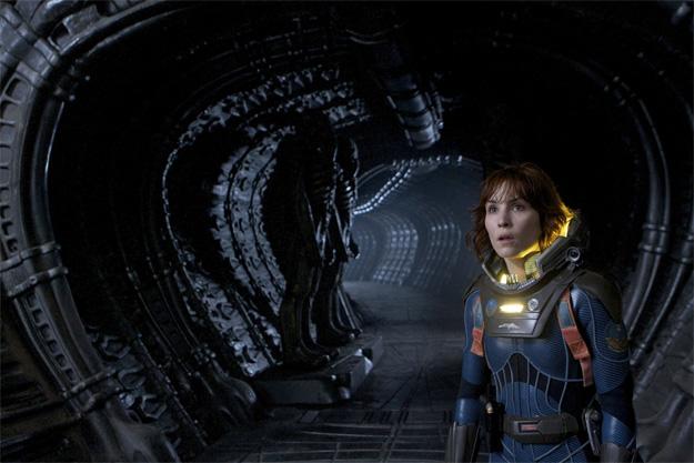 La nueva imagen de Prometheus muestra los trajes de los Space Jockey