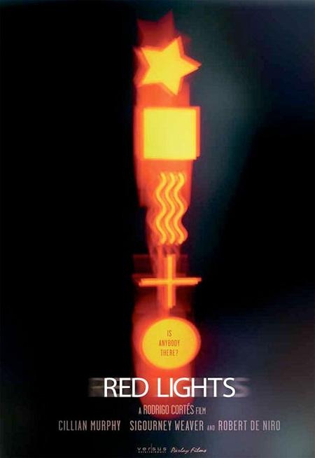 Otro cartel más de Red Lights de Rodrigo Cortés