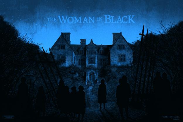 Nuevo cartel de La mujer de negro