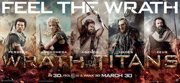 Nuevo cartel fusión héroes y dioses de Ira de Titanes