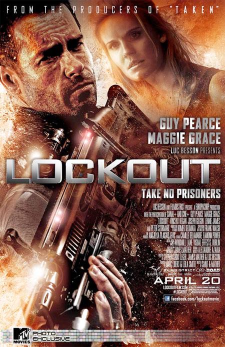 Nuevo cartel de Lockout
